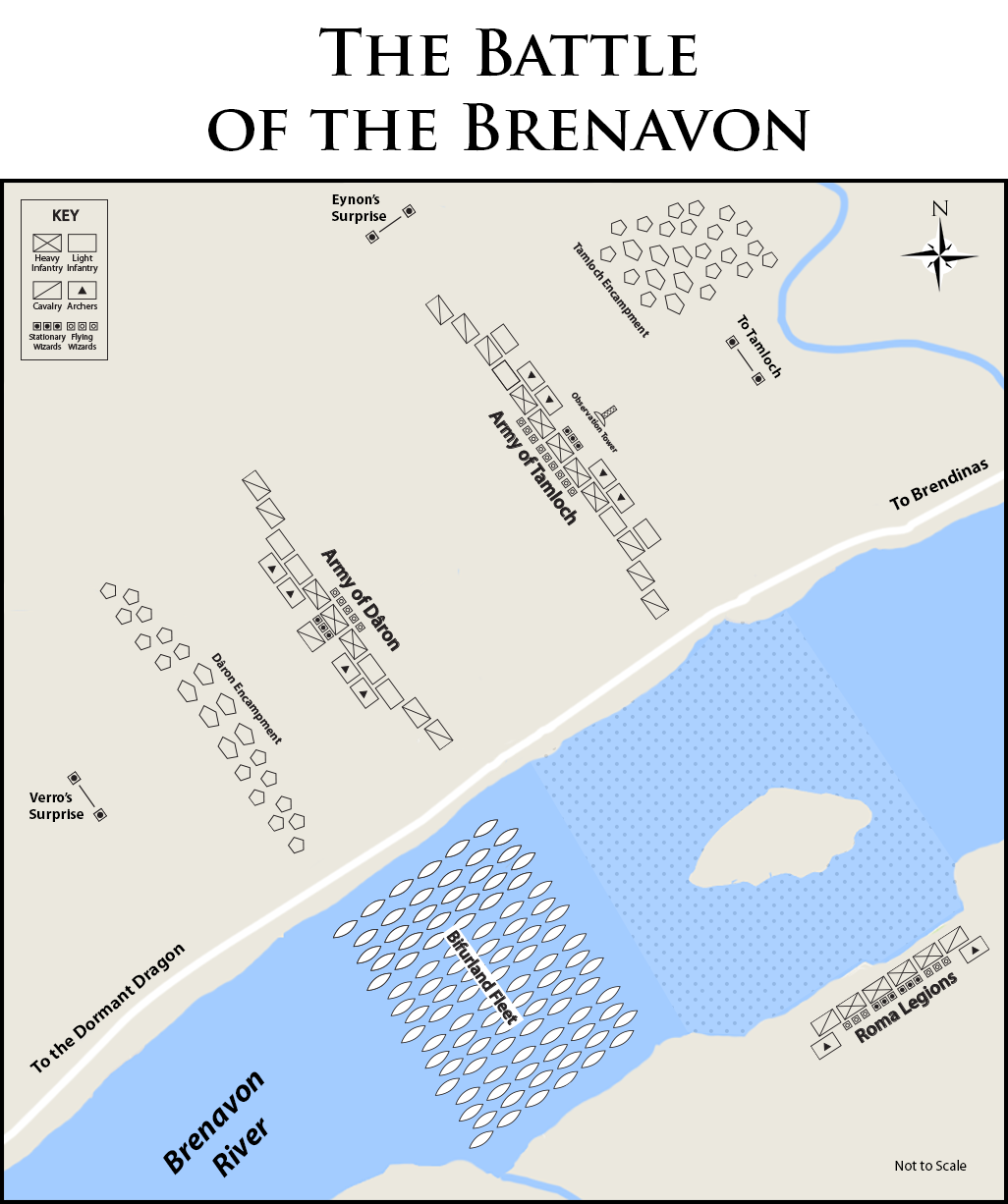 The Battle of the Brenavon
